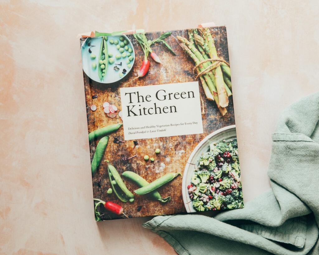 10 libri di ricette plant based: the green kitchen