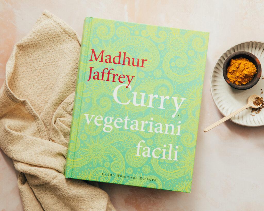 10 libri di ricette plant based: curry vegetariani facili