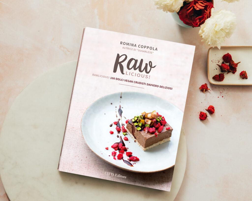 10 libri di ricette plant based: rawlicious