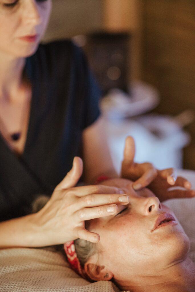 massaggi e ginnastica facciale